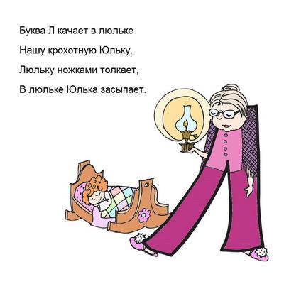 Картинки про букву Л детям — учим русский алфавит